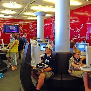 Интернет-кафе Заводопетровского