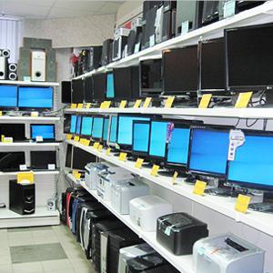 Компьютерные магазины Заводопетровского