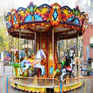 Парки культуры и отдыха Заводопетровского
