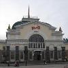 Железнодорожные вокзалы в Заводопетровском