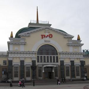 Железнодорожные вокзалы Заводопетровского
